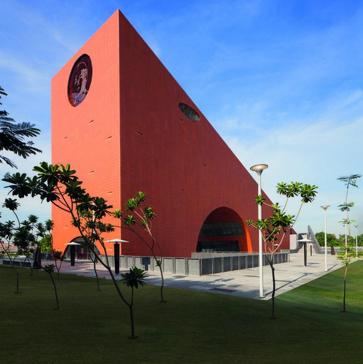 Museum of Socialism-Jayaprakash Narayan Interpretation Center / Archohm, © Andre…