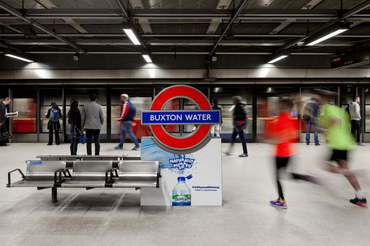 Having temporarily renamed Canada Water station to Buxton Water to celebrate its sponsorship of the London Marathon at the weekend, TfL has revealed it will open up all its stations to potential brand takeovers as part of its plans to generate £3.45bn in non-fare revenue over the next decade.