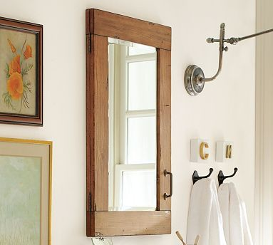 pottery barn bathroom mirror pottery barn downstairs bathroom remodel ideas 20054