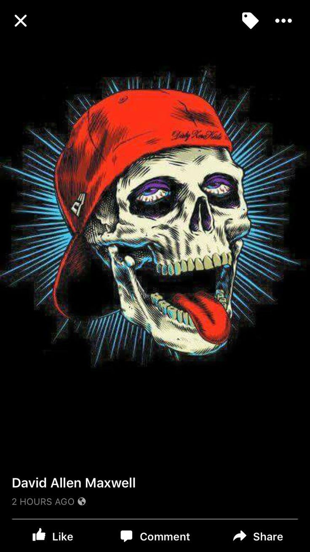 Capped Skull