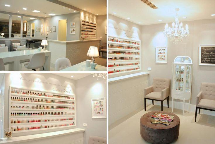 decoração esmalteria - Pesquisa Google | Salão | Pinterest ...