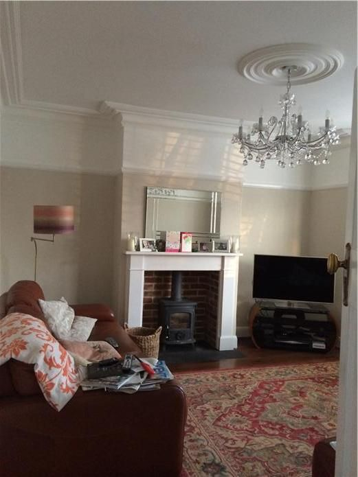 Ceiling rose An inspirational image from Farrow and Ball