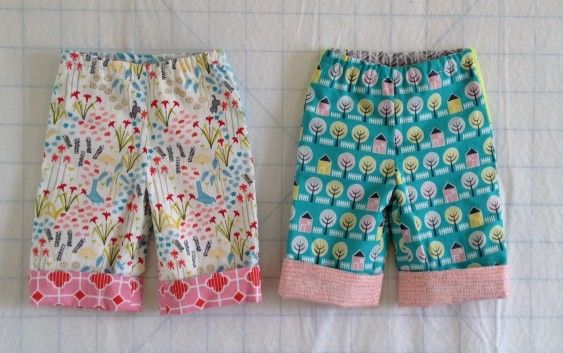 33 Amazing Baby Pants Patterns