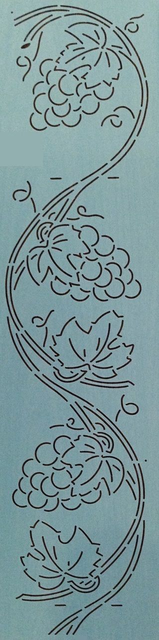 Vine Quilting Stencils : 388 best images about stencils og andre papirklip on Pinterest Silhouette online store ...