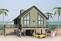 small coastal house designs - Google Search