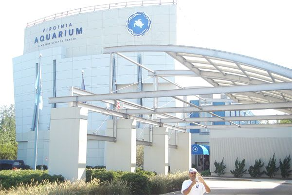 Virginia Aquarium and Marine Science Center, Virginia Beach, VA