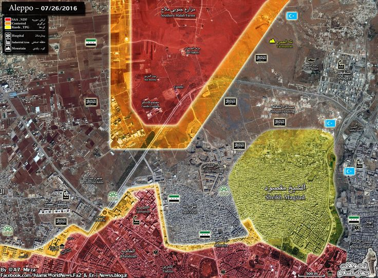 30 best Syrian War maps images on Pinterest  Maps Aleppo and Syria