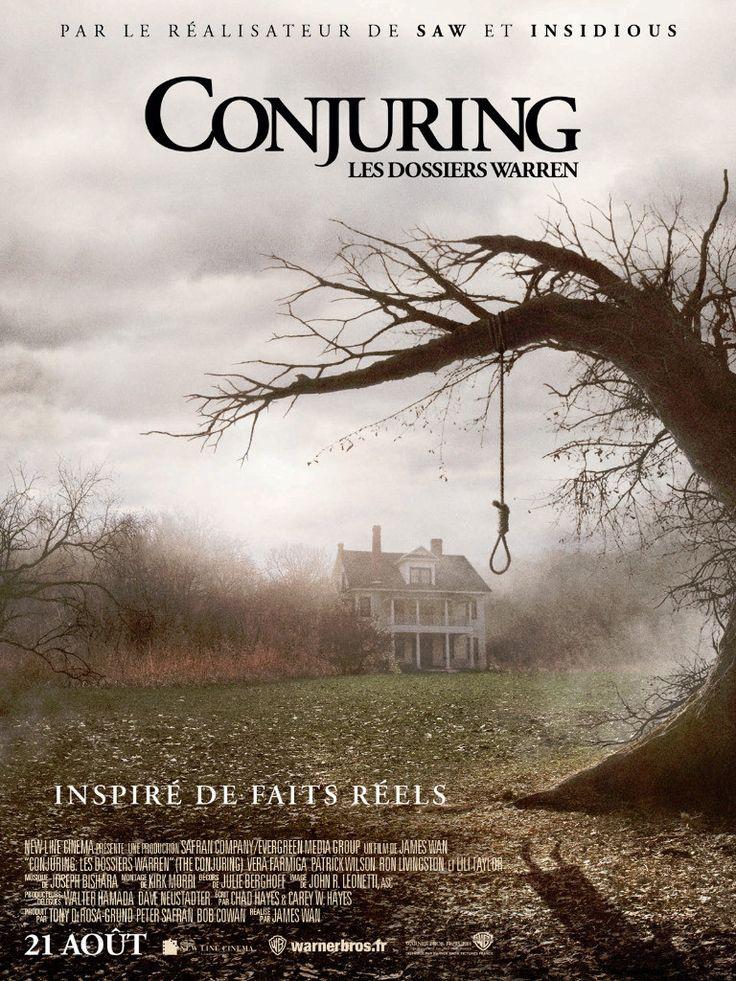 Conjuring : Les Dossiers Warren - James Wan - SensCritique