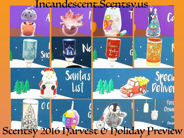 fairly soon the scentsy harvest halloween holiday 2016 catalogs will be released here is sneak peek of some upcoming scentsy products - Halloween Catalogs