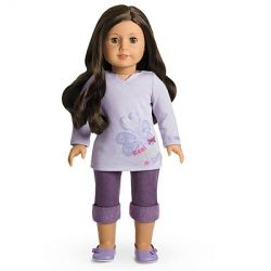 AG will donate a doll every other year...will have to check on that.
