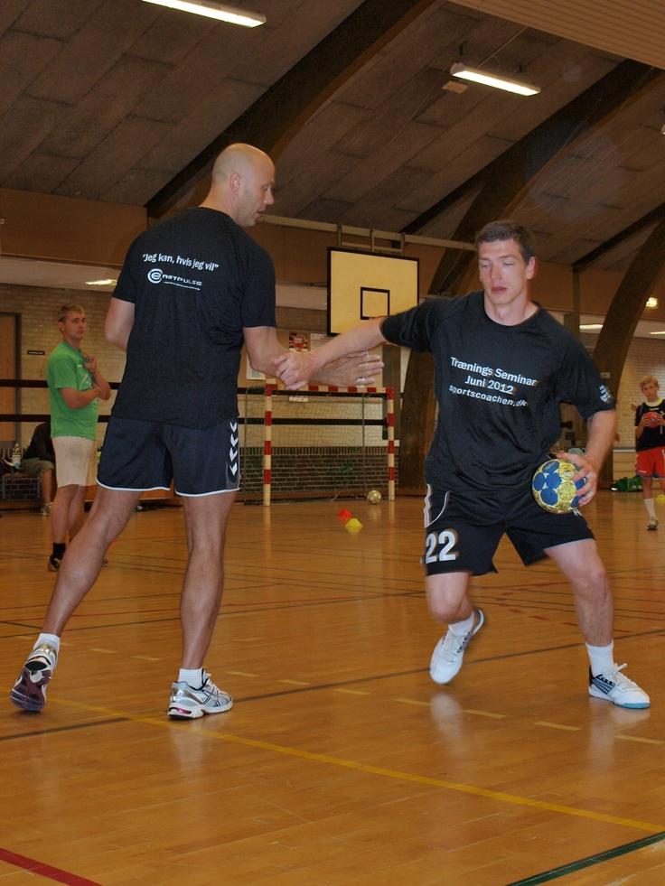#Træningsseminar#SportsCoachen#IngolfurSnorrason#BettinaWæde#Håndbold#