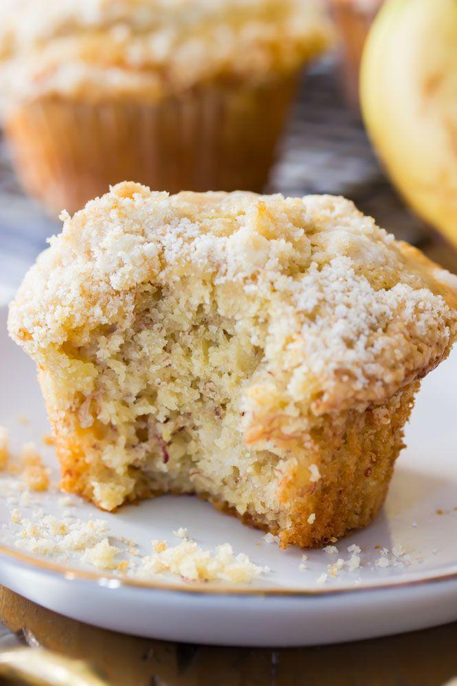 The very best banana muffin
