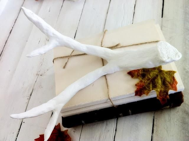 17 best images about fall on pinterest preserve antlers for Fake deer antlers for crafts