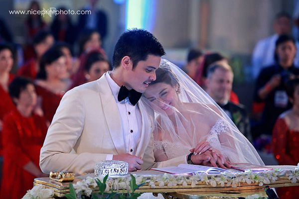 Dingdong Dantes and Marian Rivera Celebrity Wedding Photos ...