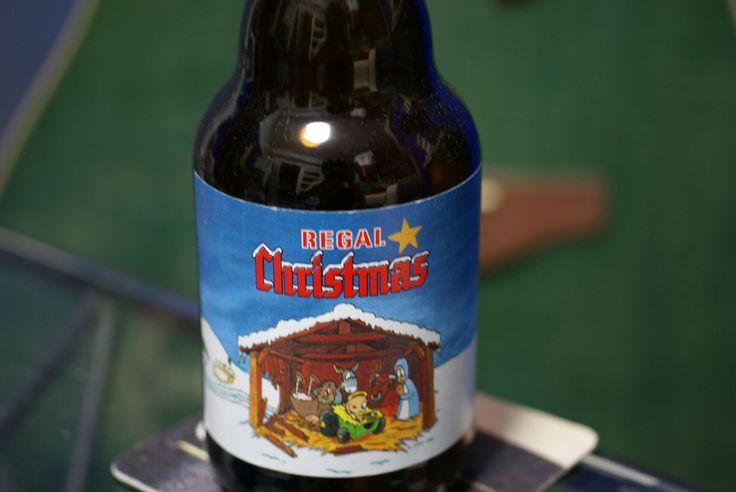 Brasserie Du Bocq - Regal Christmas/Bocq Christmas(Abbey dubbel) 8,1% pullo