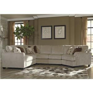 Exceptional Shop For The Benchcraft Hazes Sectional W/ Chaise At Lapeer Furniture U0026  Mattress Center   Your Flint, Michigan Furniture U0026 Mattress Center Store