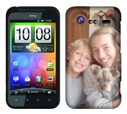 Custom / Personalised HTC Incredible S / G11 / by Smartprintshop, €9.99
