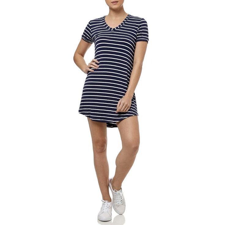Veja na loja virtual essa e outras opções de vestidos: http://www.lojaspompeia.com/vestido-curto-feminino-54257/p