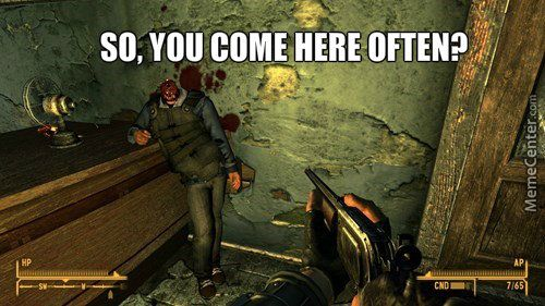 some fallout memes