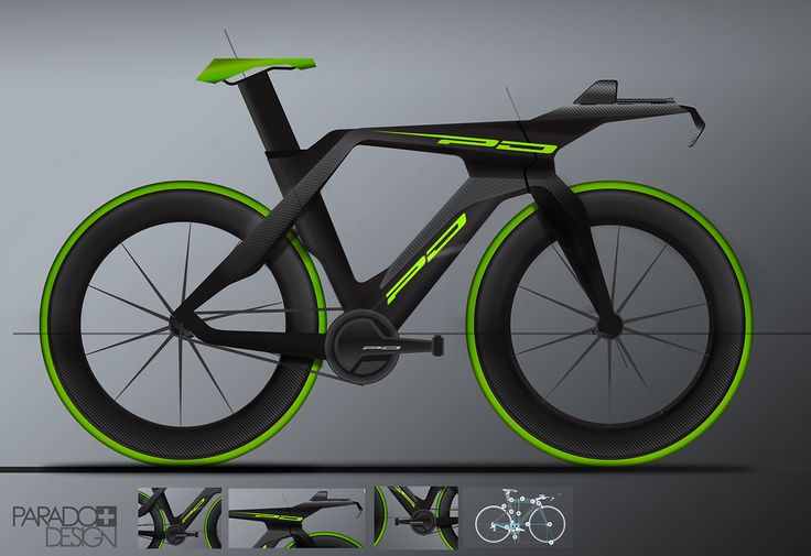 PD TT BIKE DESIGN on Behance