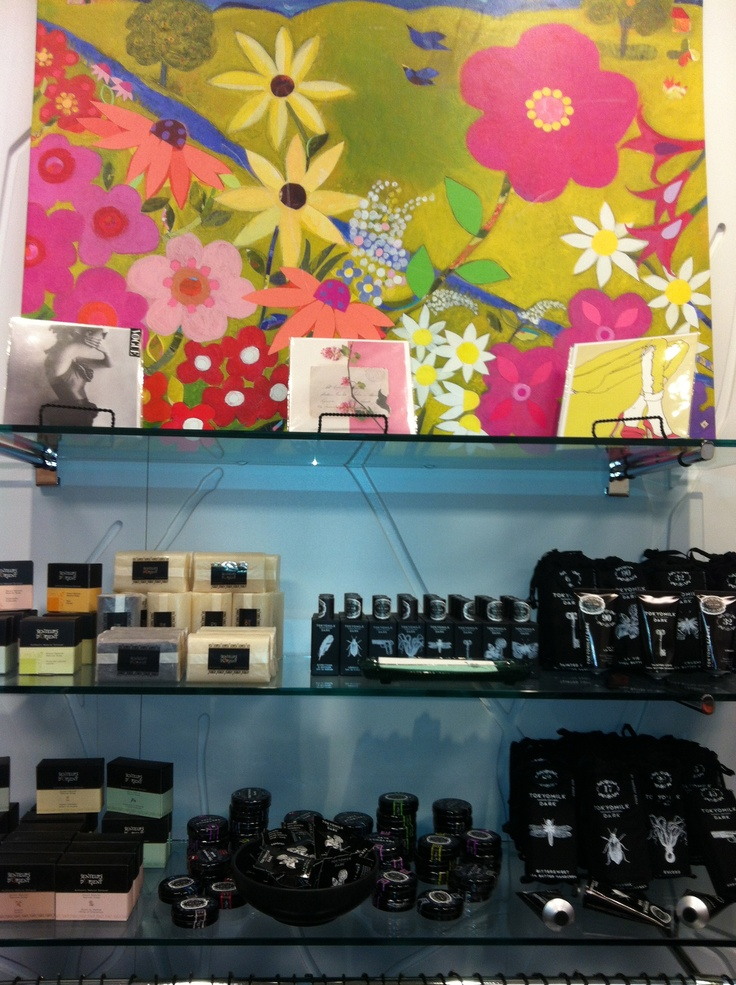 Georgi & Willow in San Anselmo is the exclusive local seller of Tokyo Milk's DARK line of scents, lip balms and hand creams. Come in for a sample! You'll also find cards, soaps and candles...