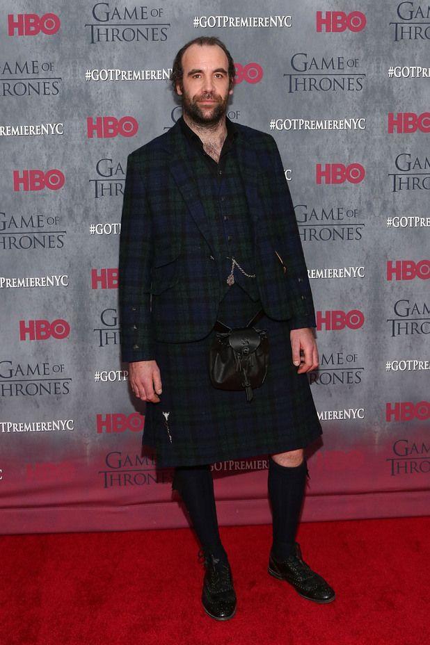 "Rory McCann aka "" The Hound ""...Game of Thrones!"