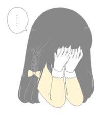 silent sister sticker