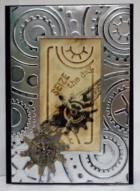 Cogs & Wheels-Seize the day-BaRb-BaRb'n'ShEllcreations