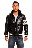 Shiny jacket