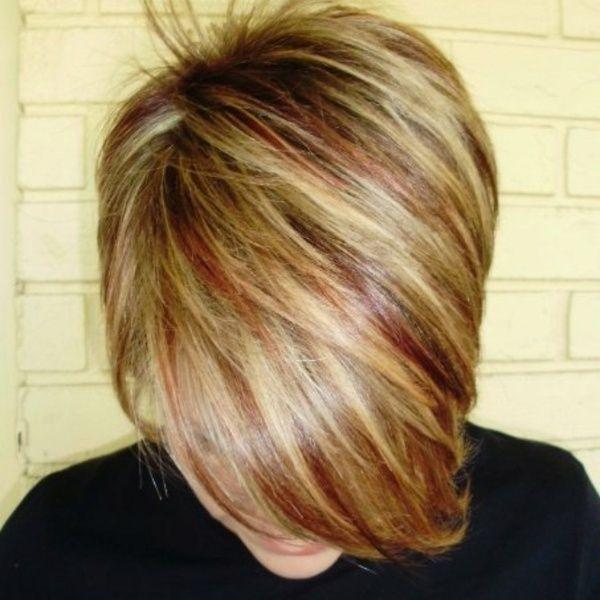 Stupendous Blonde Hair Blondes And Red On Pinterest Short Hairstyles Gunalazisus