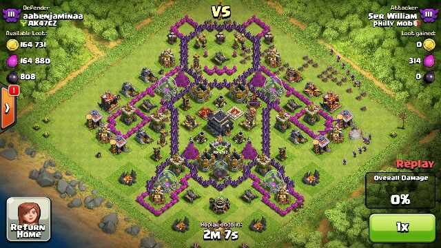 Clash of clans, Bear
