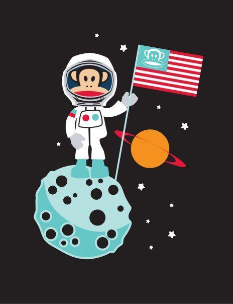 paul frank astronaut