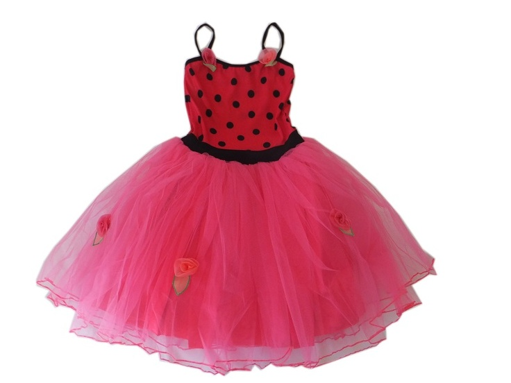 Polka Dot Party Dress: Great Quality Hot pink Polka dot party dress the girls just love! Made in VeitnamAvailable in Size Small (approx 3-4yrs) and pre orders welcome for larger sizes.  ...www.littleredcloset.co.nz