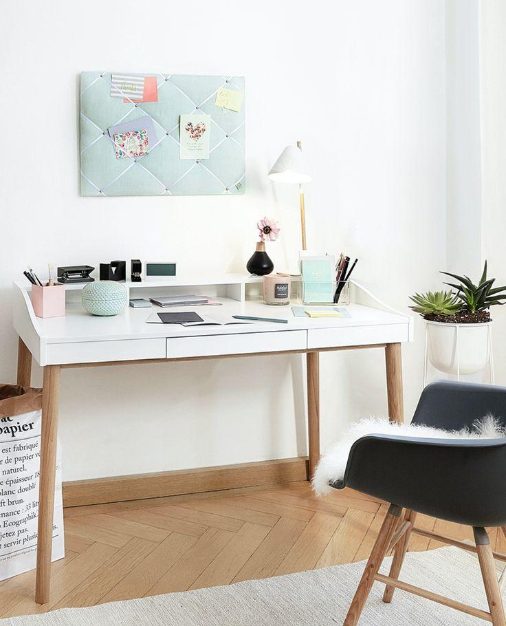 22 besten arbeitszimmer bilder auf pinterest for Gute schreibtische