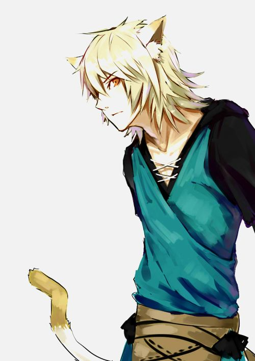 I know he is from the videogame lamento but I forgot his name TTT///