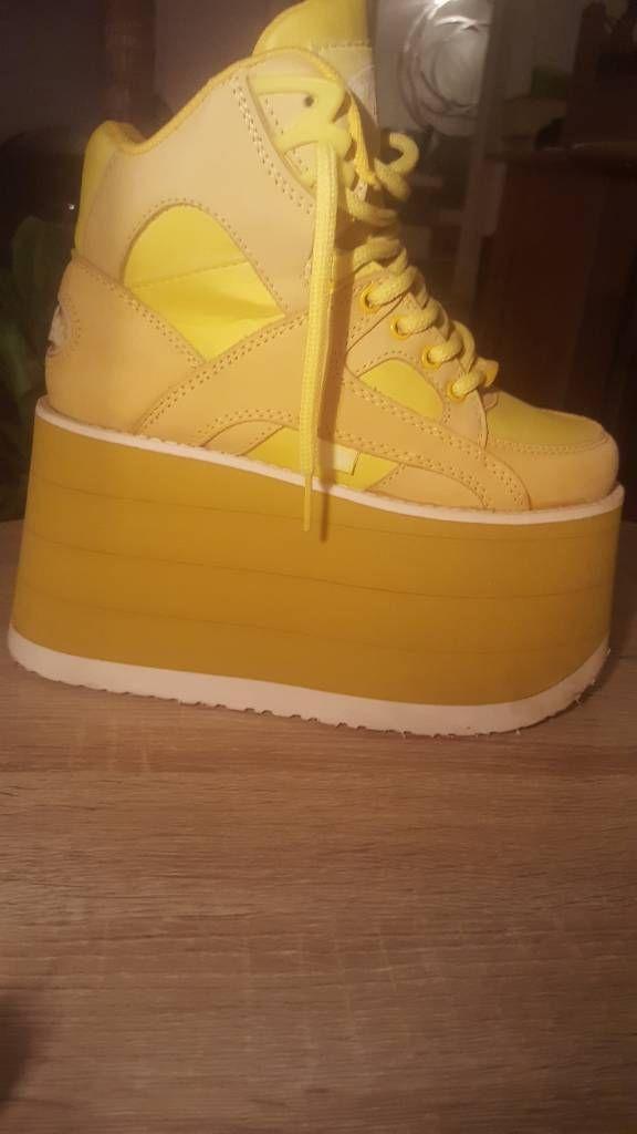 Buffalo Style: 13 10 2 in gelb in Berlin Tiergarten   eBay