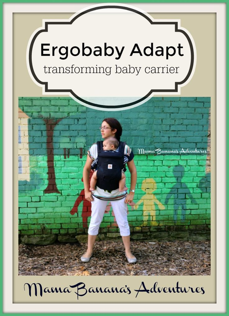 how to put baby in ergo baby carrier