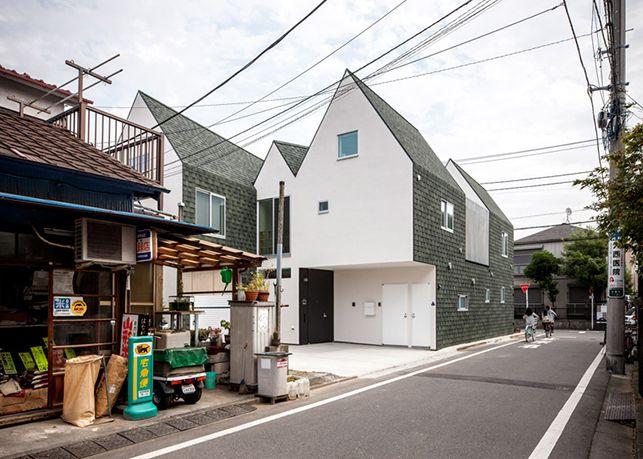 Housecut by  Starpilots (Tokyo, 2014)