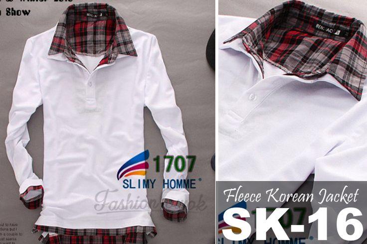 FASHION COWOK | Toko Jaket Online | Jaket Crows Zero | Jaket Korean Style | jual murah Korean Square Shirt  Kode : SK-16 Harga : 265.000 Size : S, M, L, XL  Melayani pengiriman ke seluruh Indonesia. Untuk di Yogyakarta kita melayani COD juga lho gan. Langsung hubungi Kontak CS ya untuk informasi lebih lanjut. :)  Pin BBM : 2BC218D2 Hp : 085713222114  Untuk pembayaran bisa melalui Rekening BCA, BNI, BRI atau MANDIRI  Terimakasih,, Ditunggu Segera Orderannya...