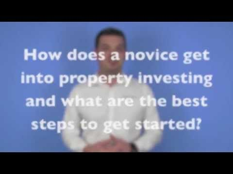 How does a novice get into property investing and what are the best steps to get started? www.binvested.com.au #property #beginner #propertyinvesting