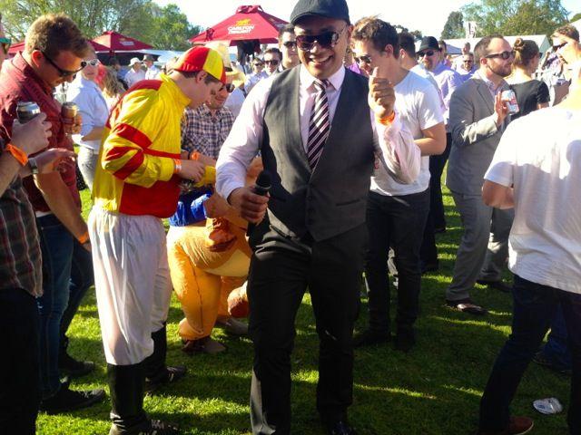 Melbourne wedding Band  Heatwave's Race Day   Heatwave Band