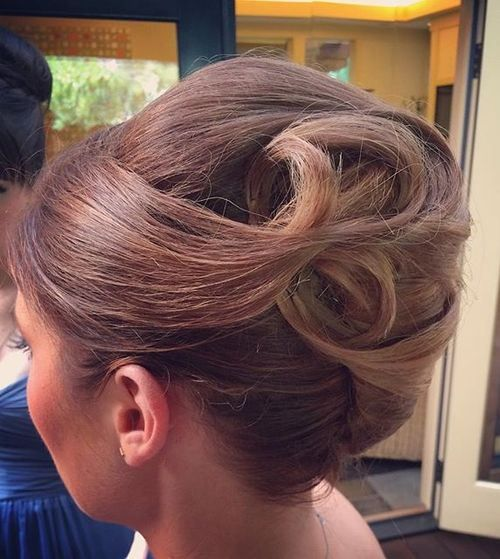 Wedding Hairstyle Roll: 40 Stylish French Twist Updos