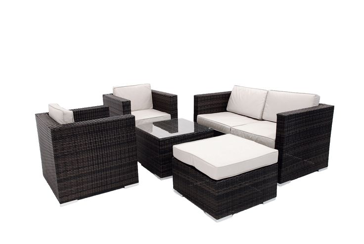 Rattan Arm Chair, Stool, Sofa and Coffee Table, perfect for summer events - available to hire from www.d-zinefurniture.co.uk