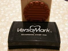 A dozen things to do with a Versamark inkpad!