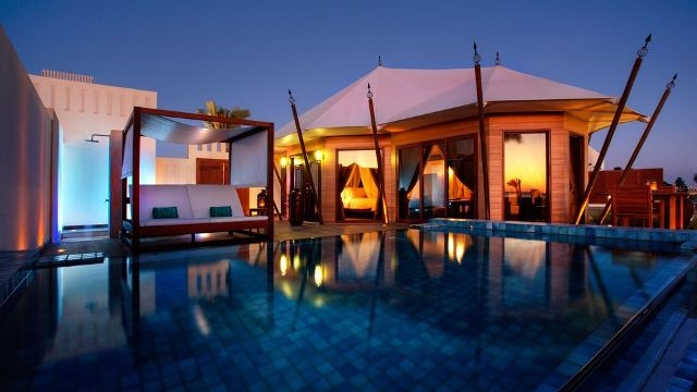 Banyan Tree Al Wadi - Desert & Beach Resort
