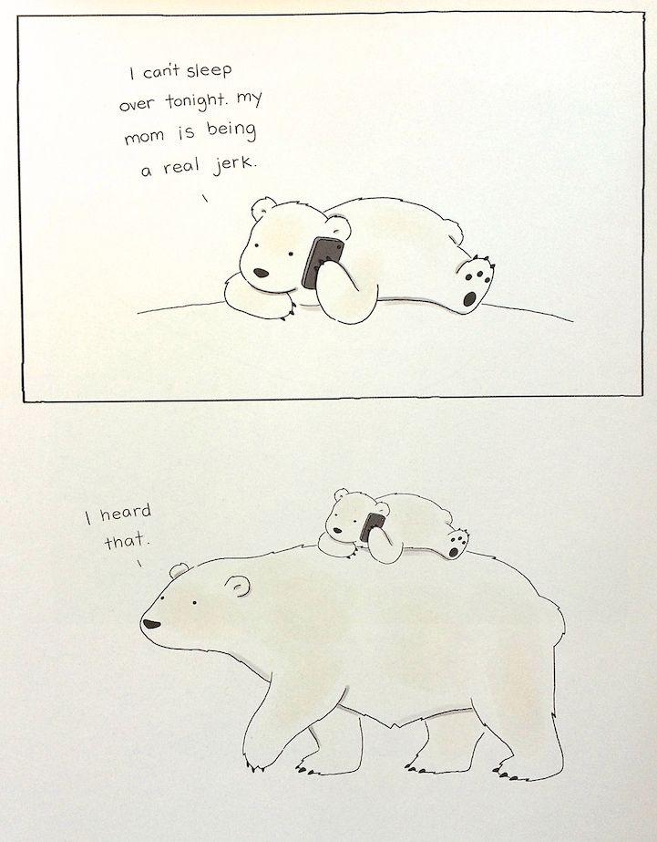 best 25 polar bear cartoon ideas on pinterest polar