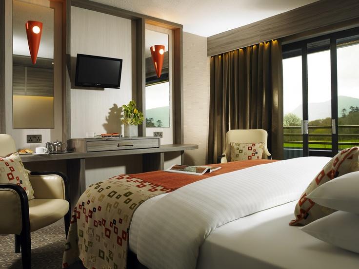 Balcony Room at the Gleneagle Hotel, Killarney