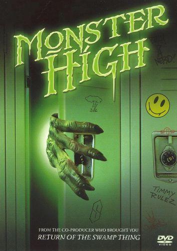 Monster High [DVD] [1989]