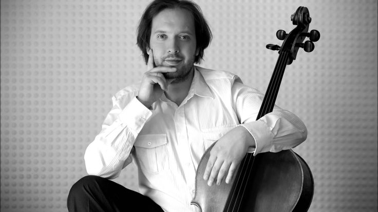 Arvo Pärt - Spiegel im Spiegel for Cello and Harp (Petr Nouzovsky -- Cello Katerina Englichova -- Harp)