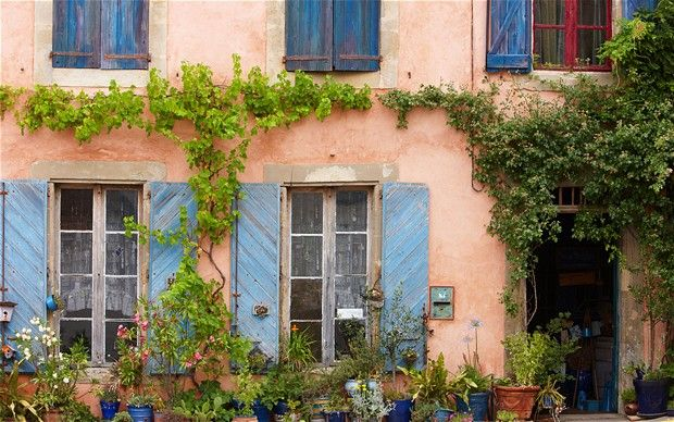 Our French Inspired Home: Home Inspiration from Gascony, France